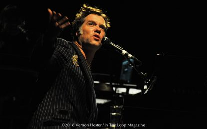 Photo Gallery: Rufus Wainwright @ The Vic Theater