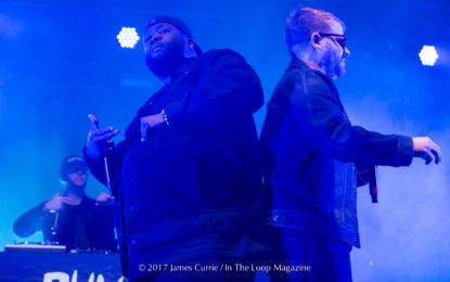 Run The Jewels @ Aragon Ballroom