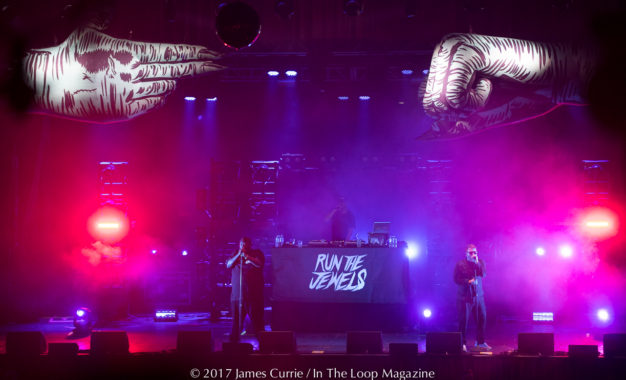 Run the Jewels Captures the Essence of Hip Hop in Blistering Aragon Concert