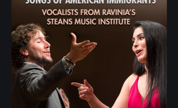 """Ravinia Presents """"Coming to America: Songs of American Immigrants"""""""