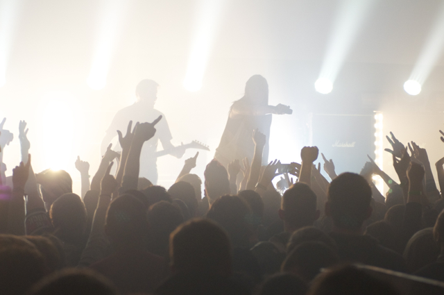 Photo Gallery : Sleigh Bells at The Metro
