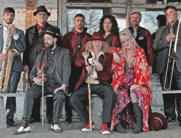 Squirrel Nut Zippers Return To The Chicagoland Area For One Night At Club Arcada in St. Charles