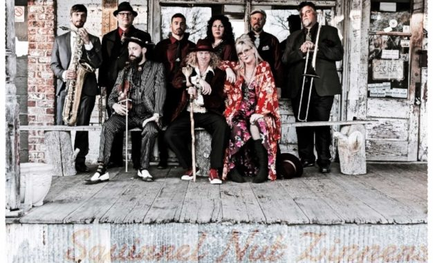 Interview: 5 questions (around 5!) with Jimbo Mathus of the Squirrel Nut Zippers