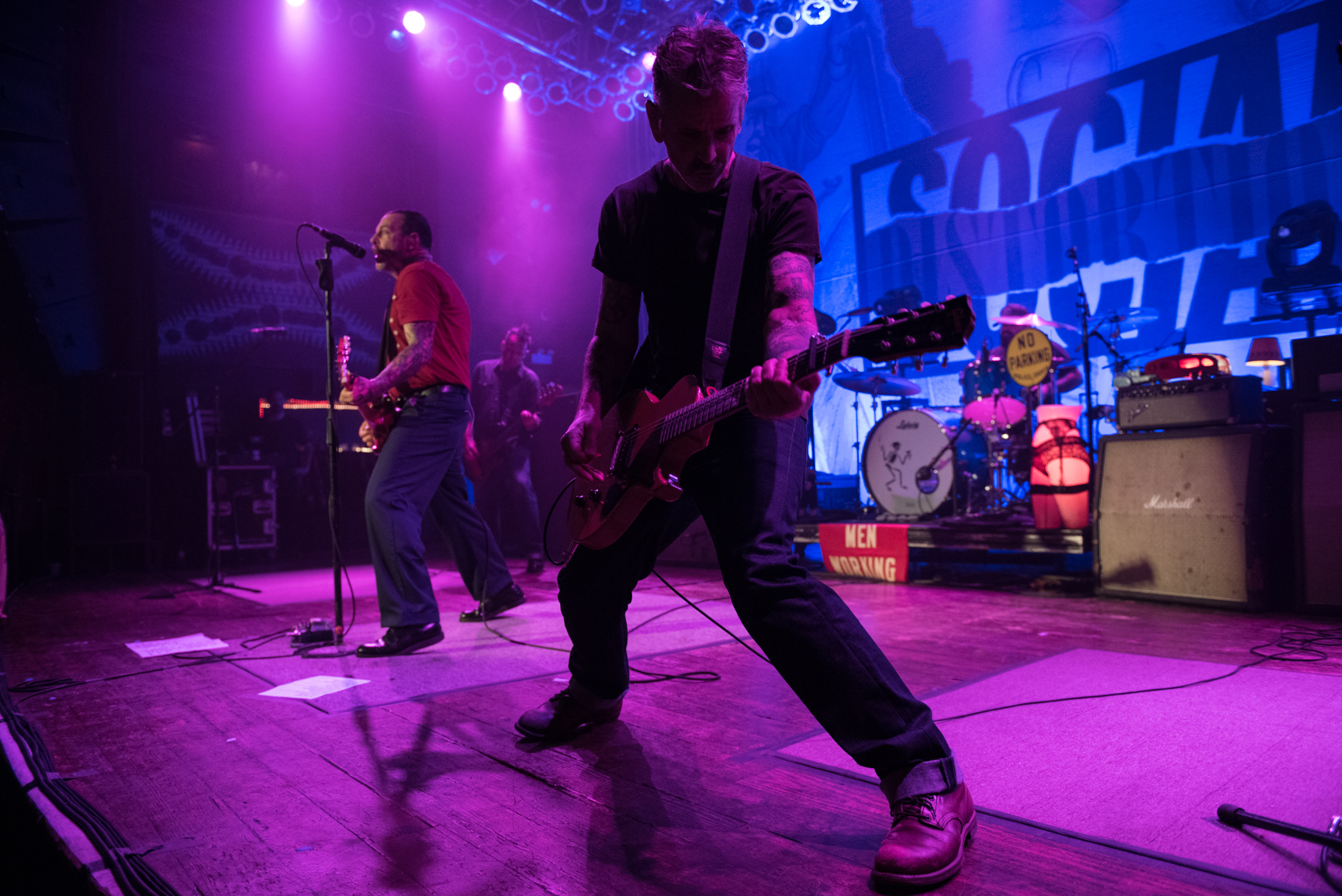 Photo Gallery : Social Distortion Live at House of Blues Chicago
