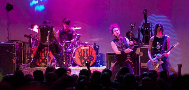Photo Gallery : Static X Live at the House of Blues Chicago