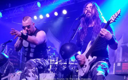 Battle Beast, Leaves Eyes & Sabaton @ Concord