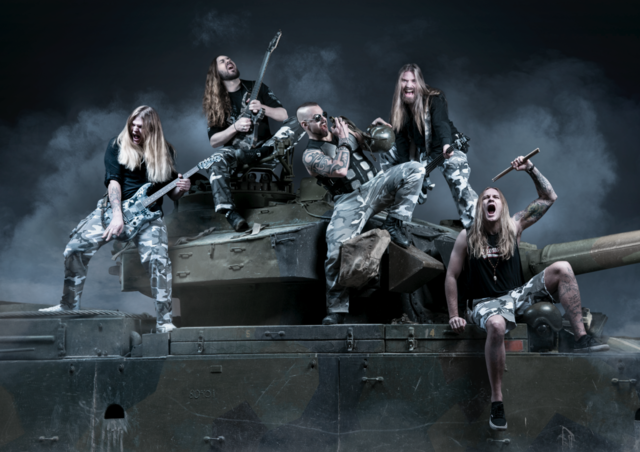Swedish (Sabaton) and German (Kreator) Metal Comes To The House of Blues This Month