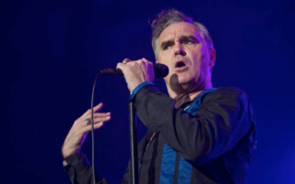 Morrissey Cancelled Chicago Stop and Rest of US Tour