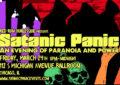 Satanic Panic: A Burlesque Evening Of Paranoia And Power