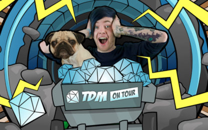 YouTube Sensation, Dan TDM, Goes Out On First US Tour