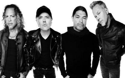 Metallica Announce WorldWired Tour Starting Spring and Landing At Chicago Soldier Field