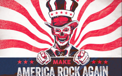 Make America Rock Again Returns For Second Year Featuring Creed's Scott Stapp, Sick Puppies, Drowning Pool and more