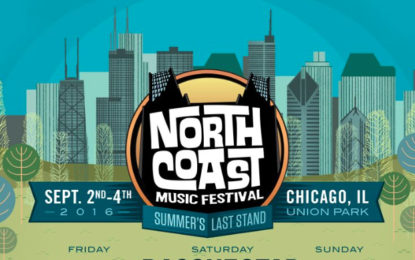 North Coast Music Festival 2016 Announce Full Line Up