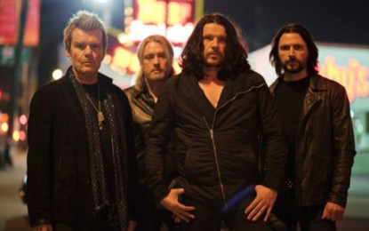 Billy Duffy of The Cult: A new album, tour and life with the band after 30 years.