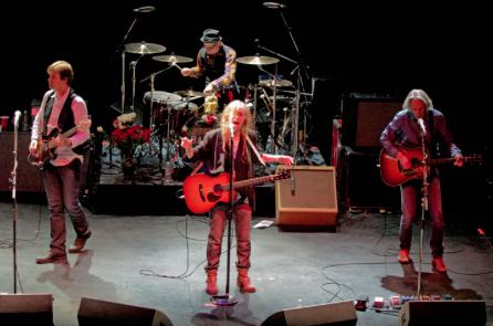 Patti has the power.  Patti Smith at The Vic Theatre