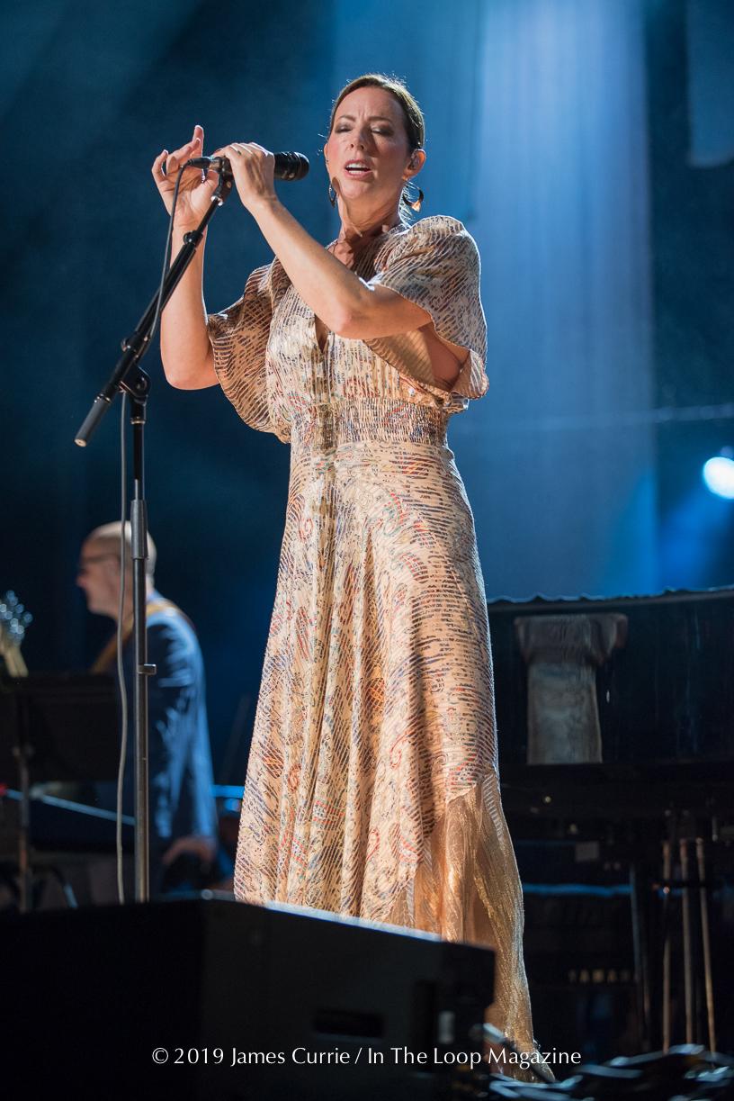 Sarah McLachlan Ravinia Festival Highland Park 2019 Tour Final Show 08-12-19-11
