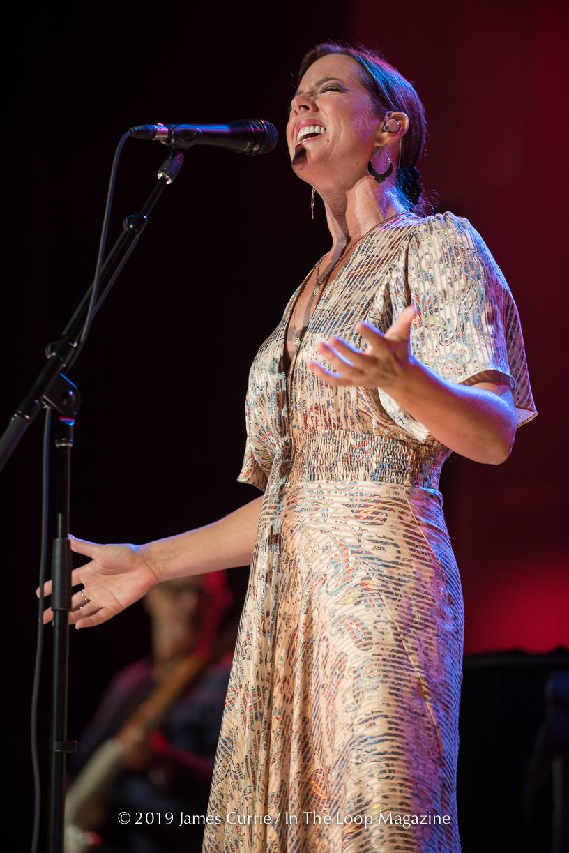 Sarah McLachlan Ravinia Festival Highland Park 2019 Tour Final Show 08-12-19-13