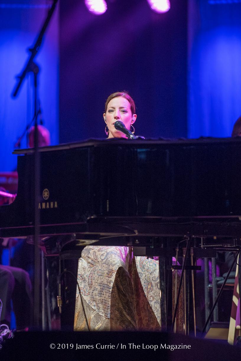 Sarah McLachlan Ravinia Festival Highland Park 2019 Tour Final Show 08-12-19-25
