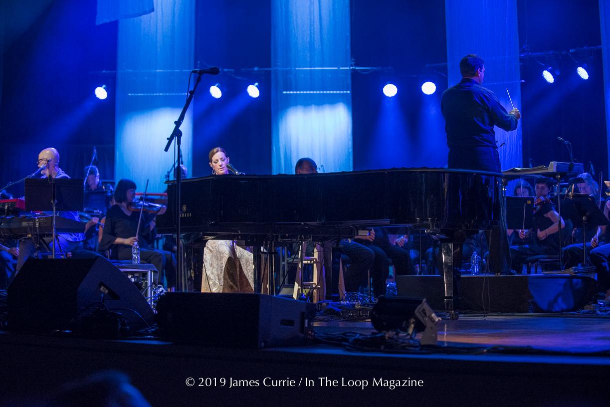 Sarah McLachlan Ravinia Festival Highland Park 2019 Tour Final Show 08-12-19-26