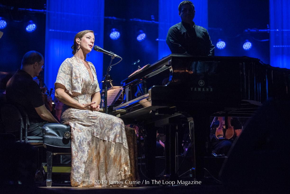Sarah McLachlan Ravinia Festival Highland Park 2019 Tour Final Show 08-12-19-33