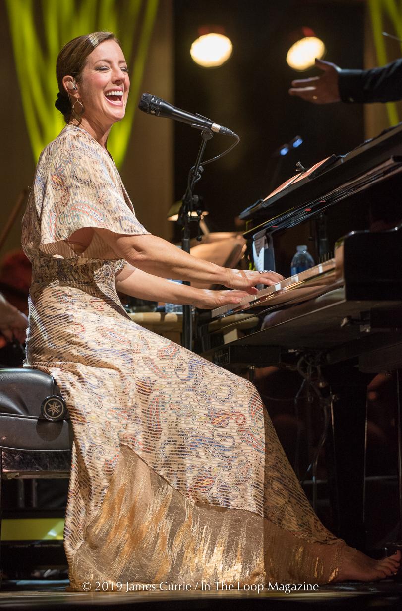 Sarah McLachlan Ravinia Festival Highland Park 2019 Tour Final Show 08-12-19-44