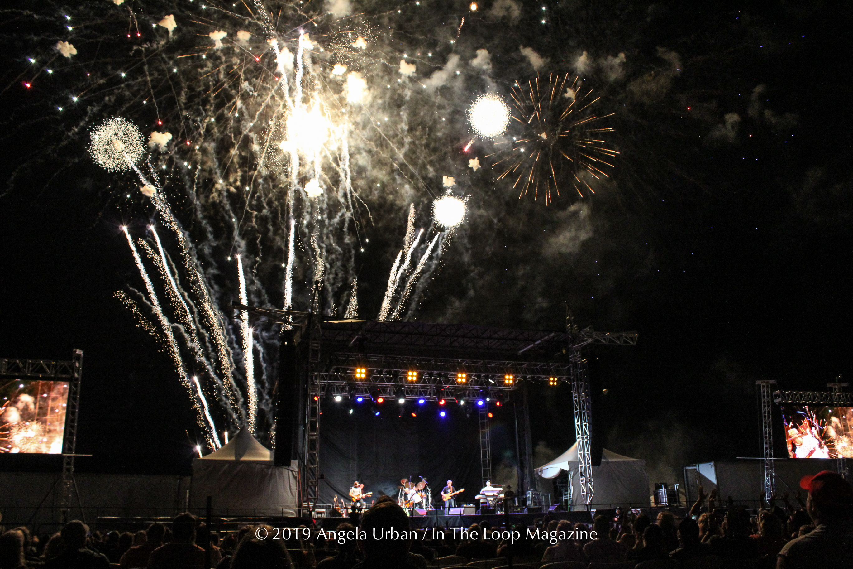 ITLM OTRS Presents: Fireworks and 90's Country Day Featuring Sawyer Brown and Diamond Rio At The 138th Porter County Fair