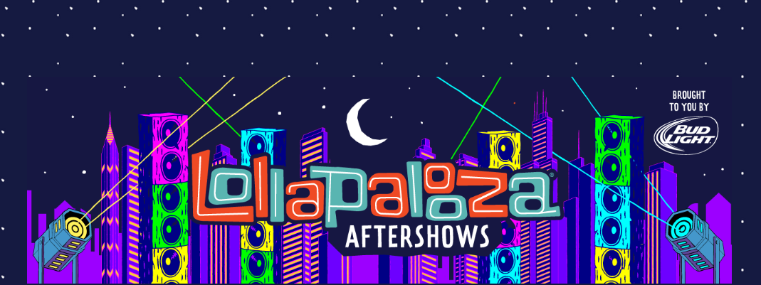 Lollapalooza Drops News On Aftershows