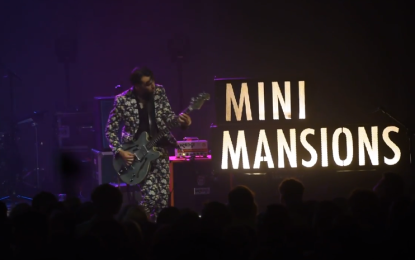Mini Mansions Live at The Vic – Vertigo