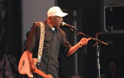 Chicago Blues Fest Review – Buddy Guy @ Petrillo Music Shell