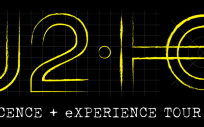 U2 iNNOCENCE + eXPERIENCE Tour 2015 at United Center