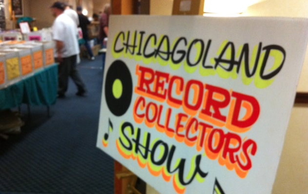 The Chicagoland Record Collectors Show Is Sunday