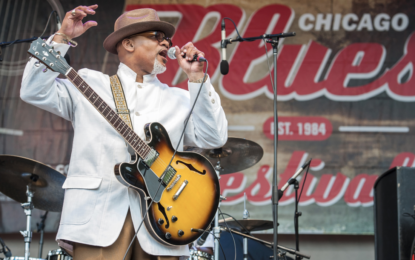 Chicago 2016 Bluesfest Line Up Announced