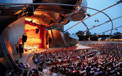 Millennium Park Summer Music Series Kicks Off Today