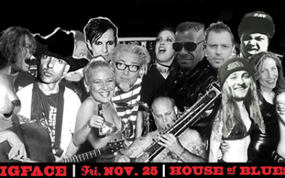 "Pigface 25 At House of Blues Chicago ""Almost Free"" Announcement and Special"