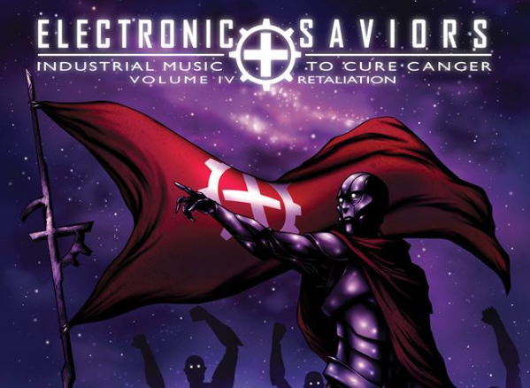 Electronic Saviors (Industrial Music Showcase / Cancer Benefit) Set For Live Wire Lounge