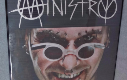 Al Jourgensen / Ministry to Auction Off Music Memorabilia For Charity