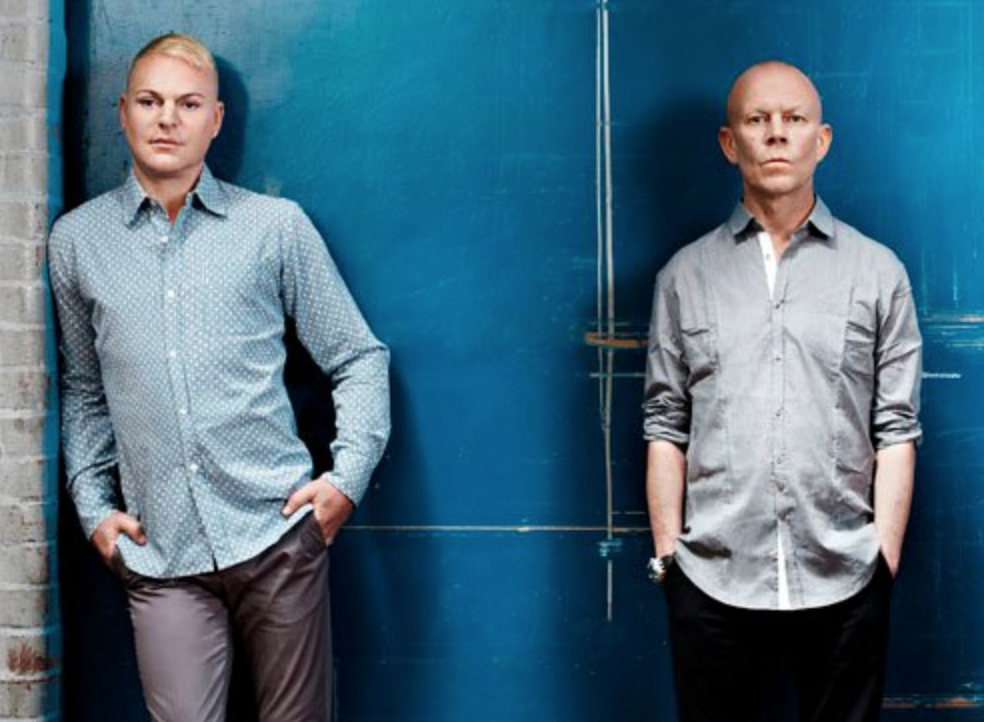 Erasure Returning to Chicago To Play Chicago Theatre : World Be Gone Tour 2018