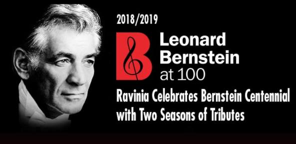 Ravinia Hosts YouTube Video Contest For Musicians To Perform At Leonard Bernstein Tribute Concert