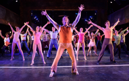 Porchlight Continues Winning Streak with 'Chorus Line'