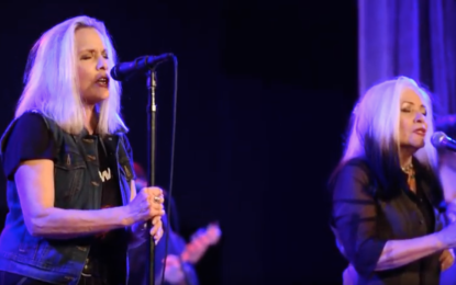 Video: Cherie Currie & Brie Darling live in Chicago at City Winery – Get Together