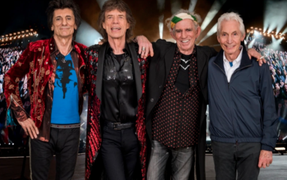 """THE ROLLING STONES WILL BRING THE LATEST LEG OF THEIR """"NO FILTER"""" TOUR TO THE U.S. THIS FALL"""