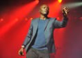 Photo Gallery: Seal live at Ravinia