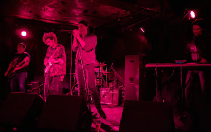 Silent Age, Ganser & Tuth At Empty Bottle Review