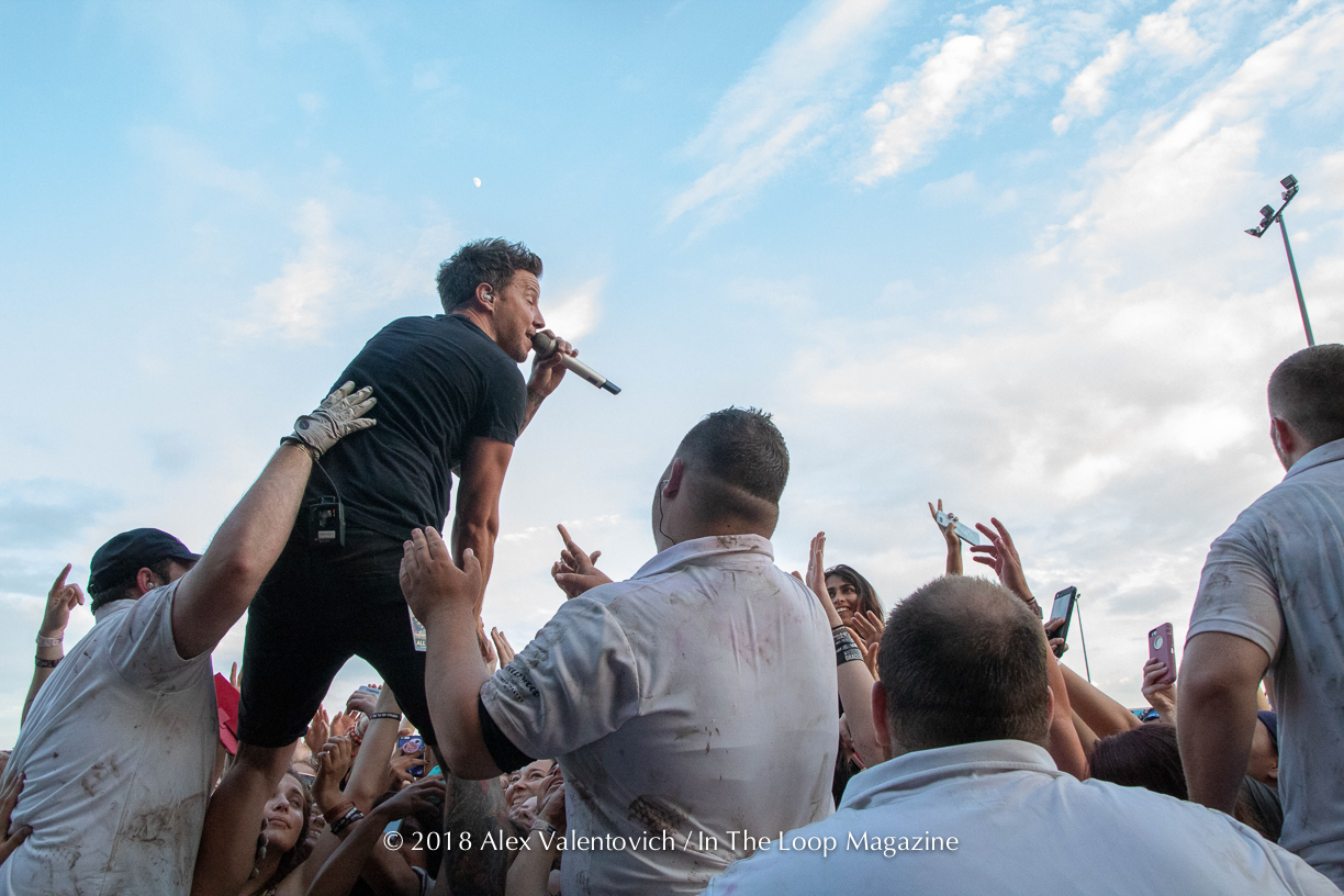 Van's Warped Tour 2018: Final Full Cross Country Tour @ Hollywood Casino Amphitheatre