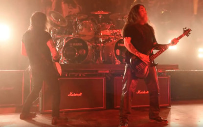 Slayer, Live At The Riviera: There Are No Half-Measures