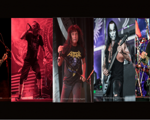 Day of Metal: Slayer Farewell Tour Featuring Testament, Behemoth, Anthrax & Lamb of God