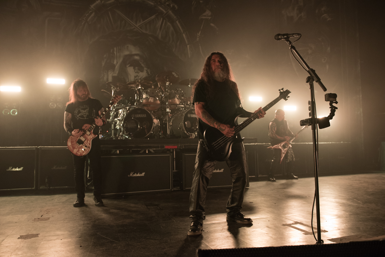 Photo Gallery : Slayer @ The Riv