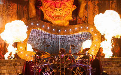 Photo Gallery : Slipknot @ Hollywood Casino Amphitheatre
