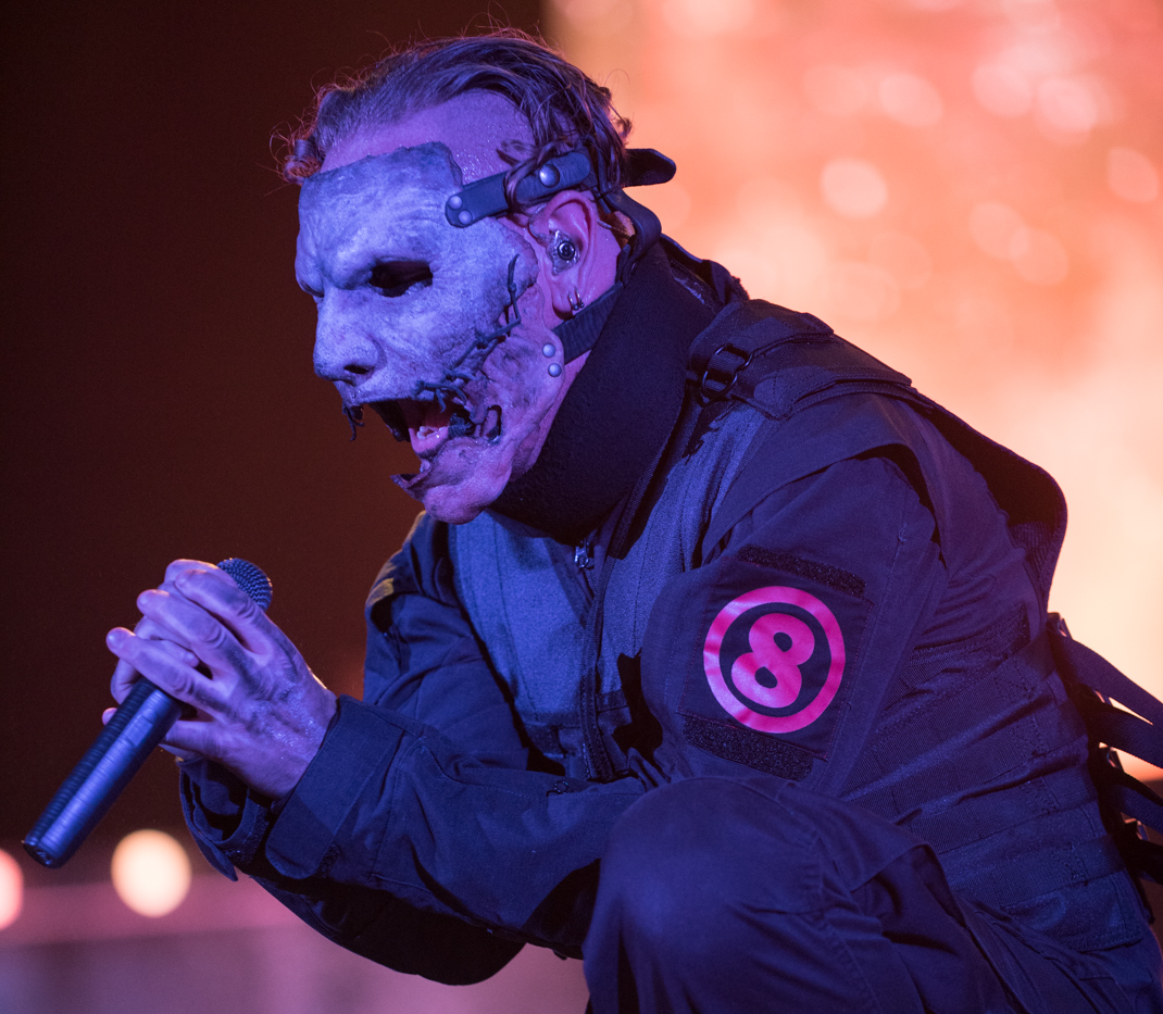 Photo Gallery : Slipknot