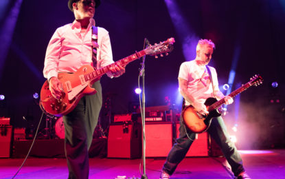 40 Years of Punk Rock Music and More to Come, Social Distortion at Northerly Island in Chicago